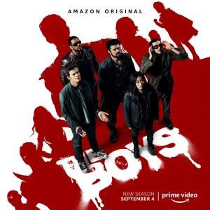 Второй сезон супергеройского сериала The Boys / «Пацаны» от Amazon стартует 4 сентября 2020 года [трейлер]