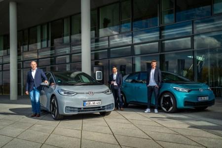 Volkswagen: Заказать электромобиль VW ID.3 и зарядную станцию ID. Charger можно будет уже завтра, первые поставки стартуют в сентябре без части обещанных функций