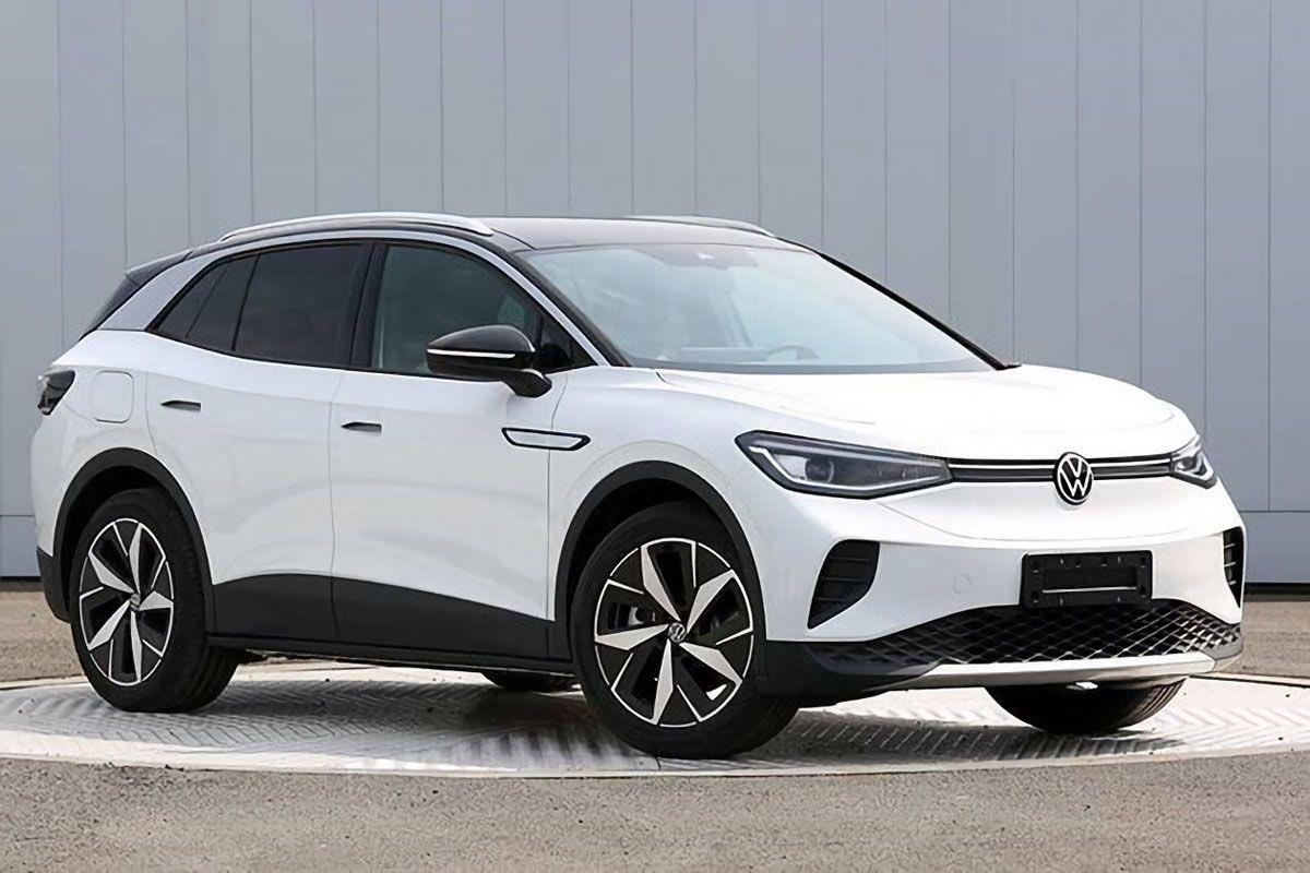 В сеть впервые попали фотографии электромобиля Volkswagen ID.4 без  камуфляжа, в Китае будет выпускаться сразу две версии модели - ID.4 X и ID.4  Crozz - ITC.ua