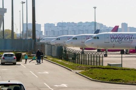 Аэропорты Киев и Львов не возобновили прием международных рейсов из-за карантина