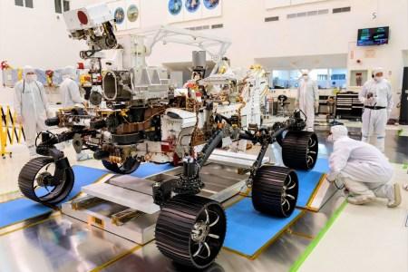 «Марс-2020: Новый ровер NASA — «Персеверанс» — стартовал к Марсу. Он гораздо лучше «Кьюриосити» и даже располагает дроном