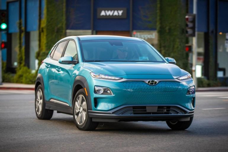Электрокроссовер Hyundai Kona Electric преодолел отметку в 100 тыс. проданных экземпляров всего за два года с момента выхода на рынок