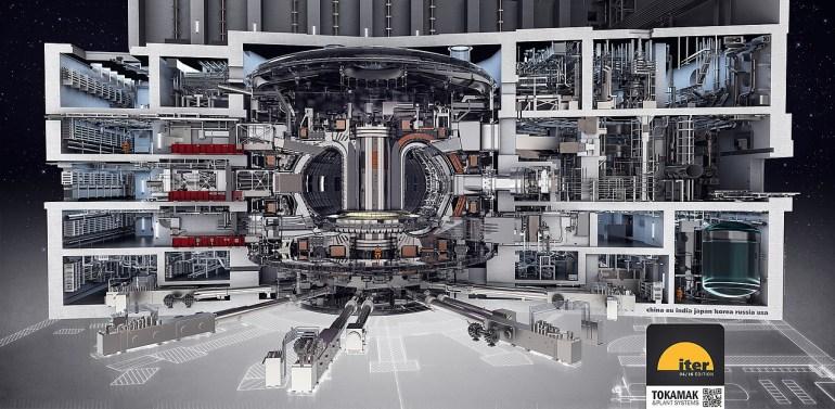 Во Франции началась сборка крупнейшего термоядерного реактора ITER стоимостью 20 млрд евро
