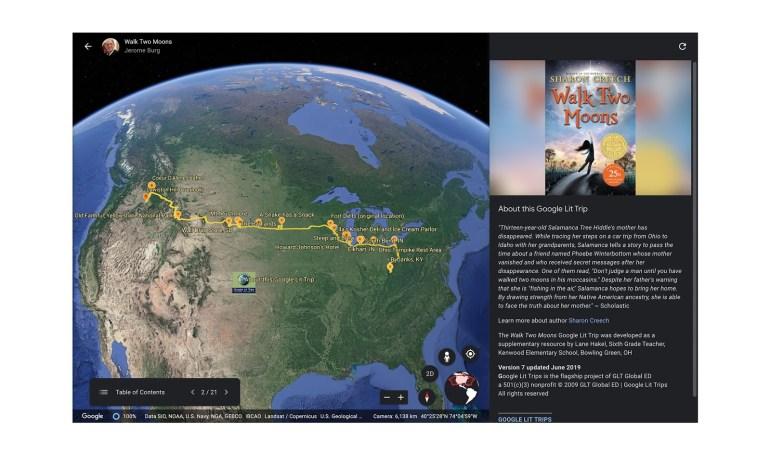 Google Earth — 15 лет