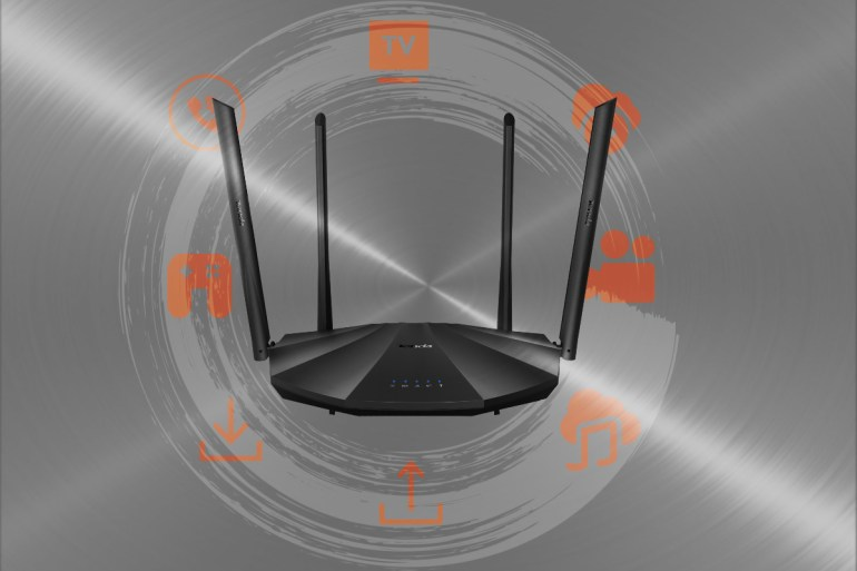 Tenda представила «космічну» серію Wi-Fi маршрутизаторів