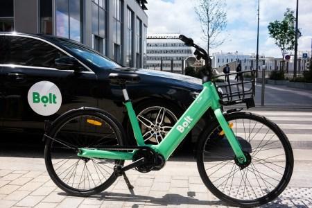 Bolt запустил в Париже прокат электровелосипедов, до конца года к столице Франции присоединятся еще несколько европейских городов