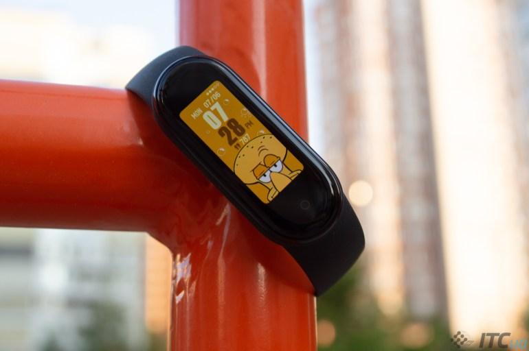 Обзор фитнес-браслета Xiaomi Mi Band 5