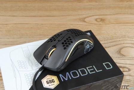 Обзор игровой мыши Glorious Model D
