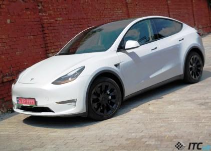 Тест-драйв Tesla Model Y: ожидание того стоило?