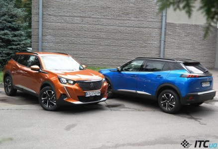 Тест-драйв Peugeot 2008: когда «меньше» значит «больше»