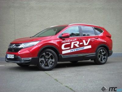 Тест-драйв Honda CR-V Hybrid: ТОП-5 вопросов и ответов