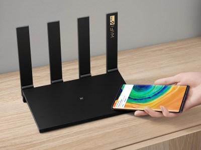 В Украине стартовали продажи сетевого маршрутизатора Huawei Wi-Fi AX3 с поддержкой Wi-Fi 6 по цене 1999/2999 грн