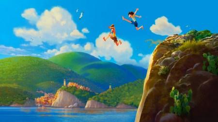 Pixar анонсировал новый мультфильм Luca / «Лука» о дружбе мальчика с морским монстром, он выйдет летом 2021 года