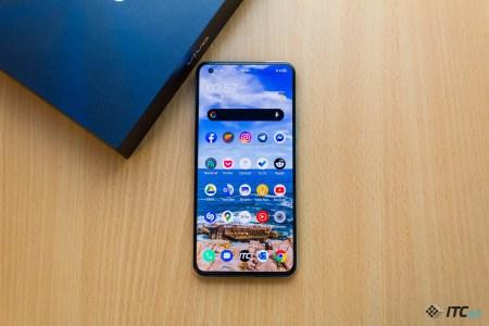 Обзор смартфона Vivo X50