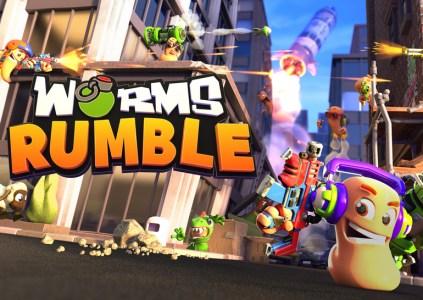 Worms Rumble, новая часть легендарных «Червяков», станет Королевской битвой в реальном времени