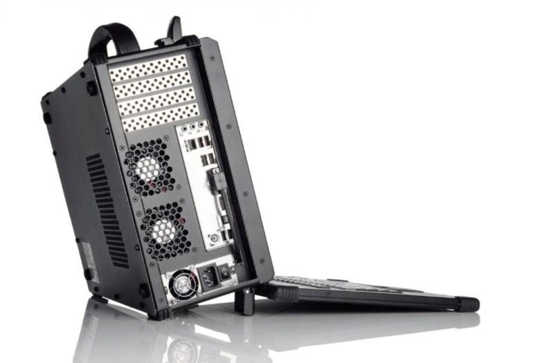 Чемодан с ручкой: MediaWorkstations выпустила «мобильную» рабочую станцию с процессором AMD Ryzen Threadripper по цене от $8 тыс.
