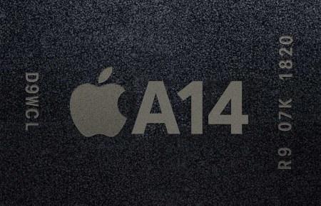 Процессору Apple A14 Bionic приписывают прирост производительности CPU на 40% и GPU – на 50%