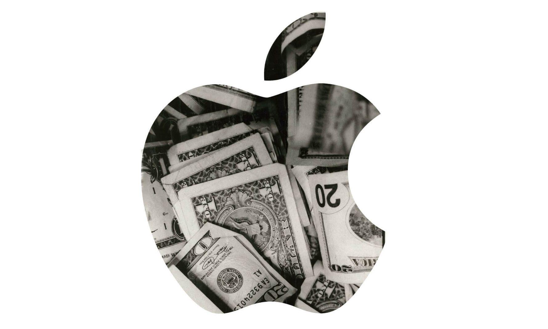 Стоимость компании Apple превысила USD 2 триллиона