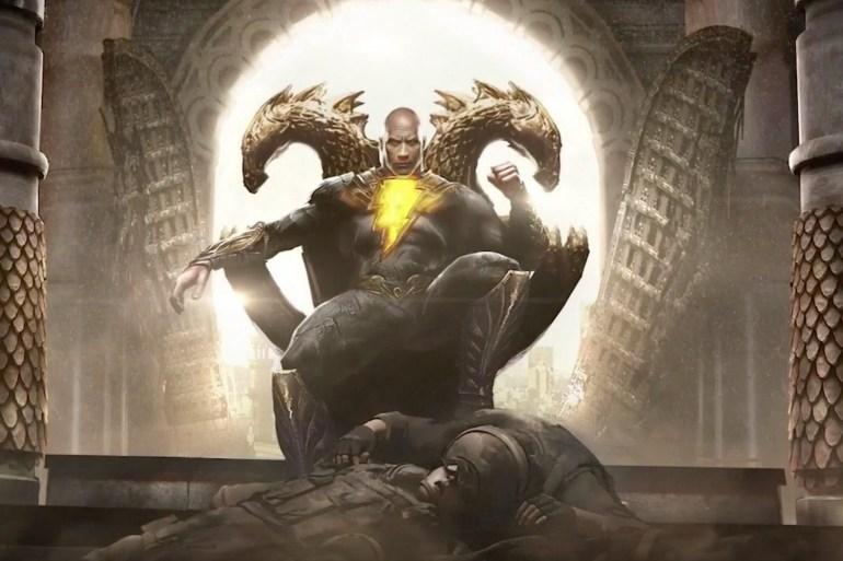 В фильме Black Adam / «Черный Адам» с Дуэйном Джонсоном в главной роли появятся сразу несколько новых супергероев, включая Atom Smasher, Hawkman, Doctor Fate и Cyclone