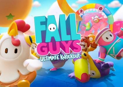 Fall Guys: Ultimate Knockout – бегущие человечки
