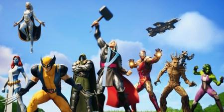 В Fortnite стартовал новый сезон, в котором супергерои Marvel сразятся с Галактусом (но для iOS и Mac он недоступен из-за конфликта Epic Games и Apple)