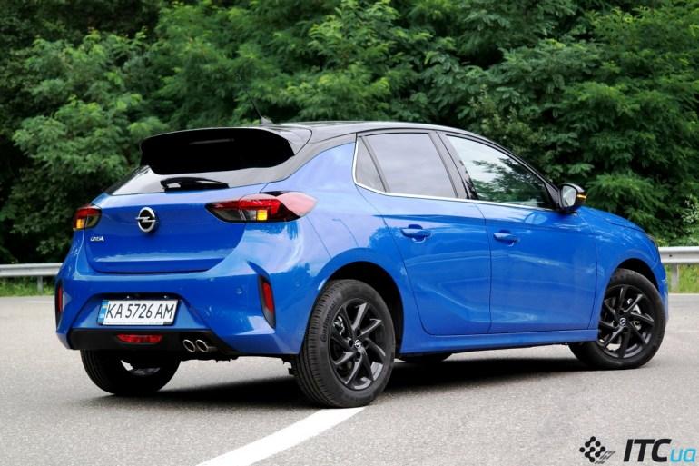 Тест-драйв Opel Corsa: маленькая, да удаленькая