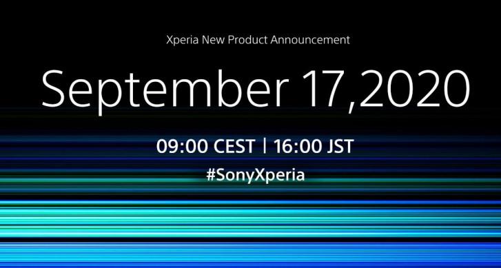 На подходе флагманский смартфон Sony Xperia 5 II — его представят 17 сентября