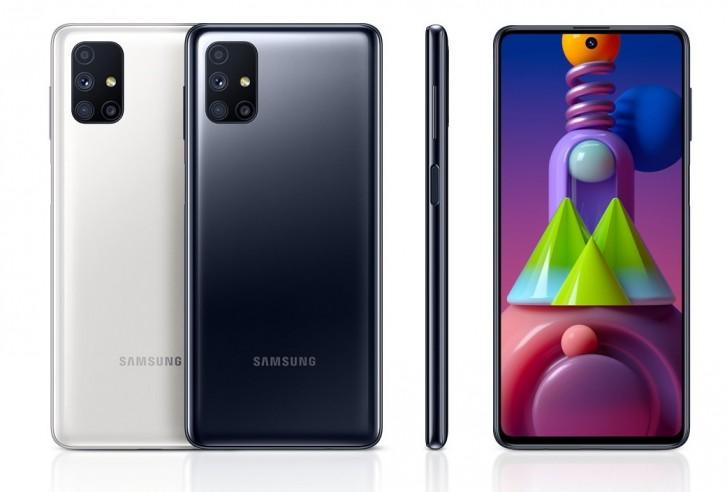 Официально представлен смартфон Samsung Galaxy M51: 6,7-дюймовый Super AMOLED дисплей, батарея ёмкостью 7000 мАч и цена €360