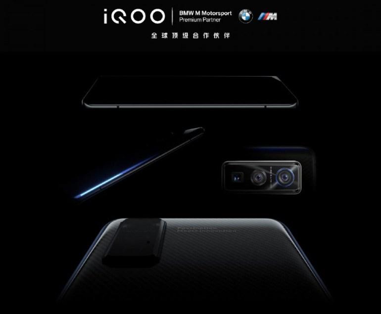 Анонсированы смартфоны iQOO 5 и 5 Pro: чипсет Snapdragon 865, дисплеи с частотой 120 Гц и цена