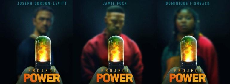 """Сегодня на Netflix вышел фантастический боевик Project Power / """"Проект «Сила»"""" с Джейми Фоксом и Джозеф Гордон-Левиттом [трейлер]"""