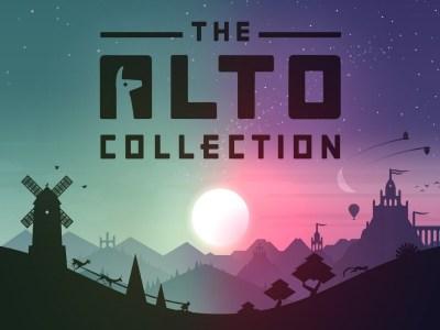 Набор мобильных платформеров «The Alto Collection» выйдет на ПК и консолях 13 августа по цене $9,99 (в Epic Games Store игры будут неделю раздавать бесплатно)