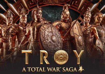 Стратегия Total War Saga: Troy вышла в Epic Games Store. Первые 24 часа игра будет бесплатной
