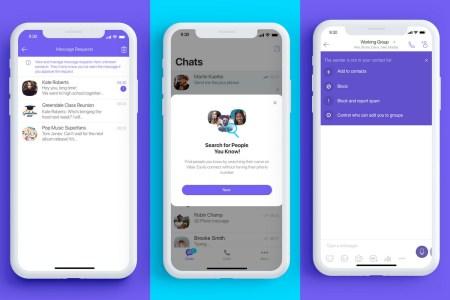 Viber запускает новые инструменты для борьбы со спамом в приложении, включая запрет поиска и добавления в группы и сообщества