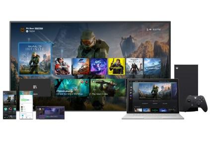 Обновлённый интерфейс Xbox Series X: новые закруглённые элементы и повышение скорости работы