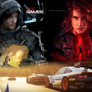 В Steam скидки на игры издателя 505 Games, включая Death Stranding и Control Ultimate Edition