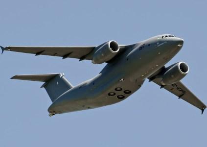 ГП «Антонов» собрал первый серийный самолет Ан-178 без российских комплектующих (всё благодаря импортозамещению)