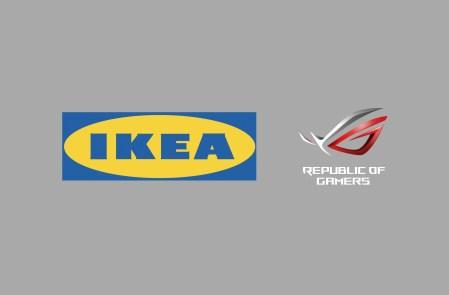 IKEA объединилась с ASUS ROG для создания линейки «доступной мебели для геймеров»