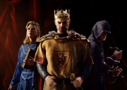 Crusader Kings III: настоящая игра престолов