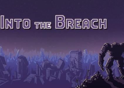 В Epic Games Store бесплатно раздают стратегию Into The Breach («Выбор редакции 2018»)
