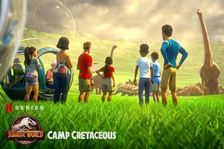 Вышел полноценный трейлер мультсериала Jurassic World: Camp Cretaceous, премьера на Netflix состоится 18 сентября 2020 года