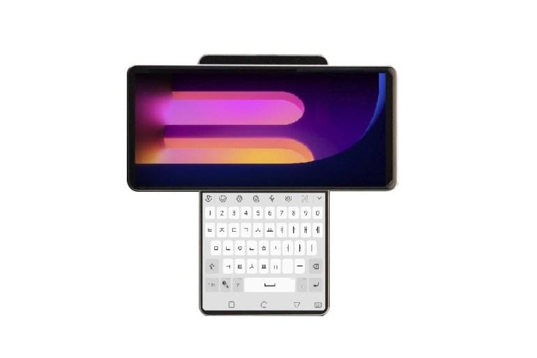 LG Wing — Т-образный смартфон с двумя экранами — представят 14 сентября