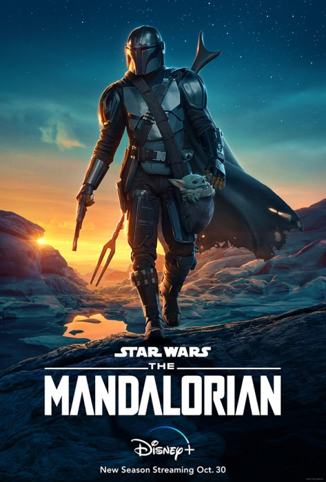 Вышел официальный трейлер второго сезона сериала The Mandalorian / «Мандалорец»
