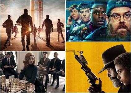 Самые интересные новые сериалы октября 2020
