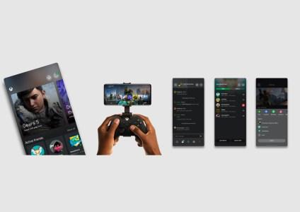 Новое приложение Xbox для Android позволит сохранять связь с играми и друзьями, удалённо работать с консолью