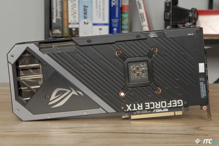 Обзор видеокарты ASUS ROG-STRIX-RTX3070-O8G-GAMING: рациональный топ