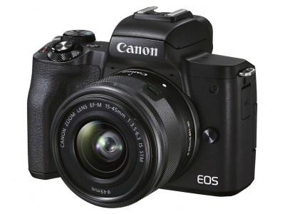 Canon анонсировала обновлённую беззеркальную камеру EOS M50 Mark II с незначительными улучшениями