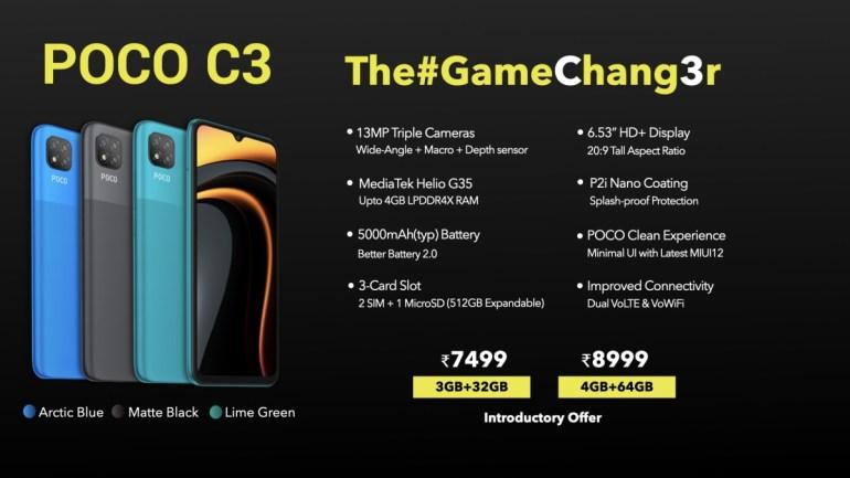 Очередной клон Xiaomi. Бюджетный смартфон Poco C3 действительно является копией Redmi 9C