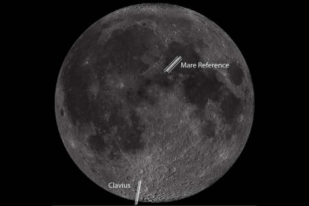 Обсерватория SOFIA обнаружила молекулы воды на видимой стороне Луны