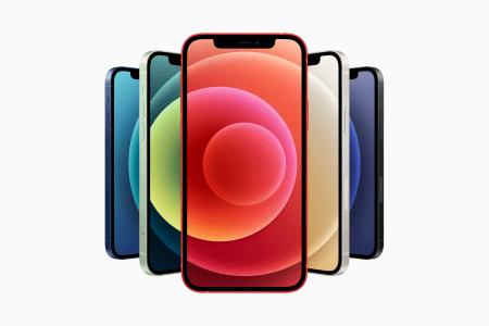 iPhone 12 и iPhone 12 mini по сравнению с iPhone 12 Pro и iPhone 12 Pro Max, а также флагманами Android