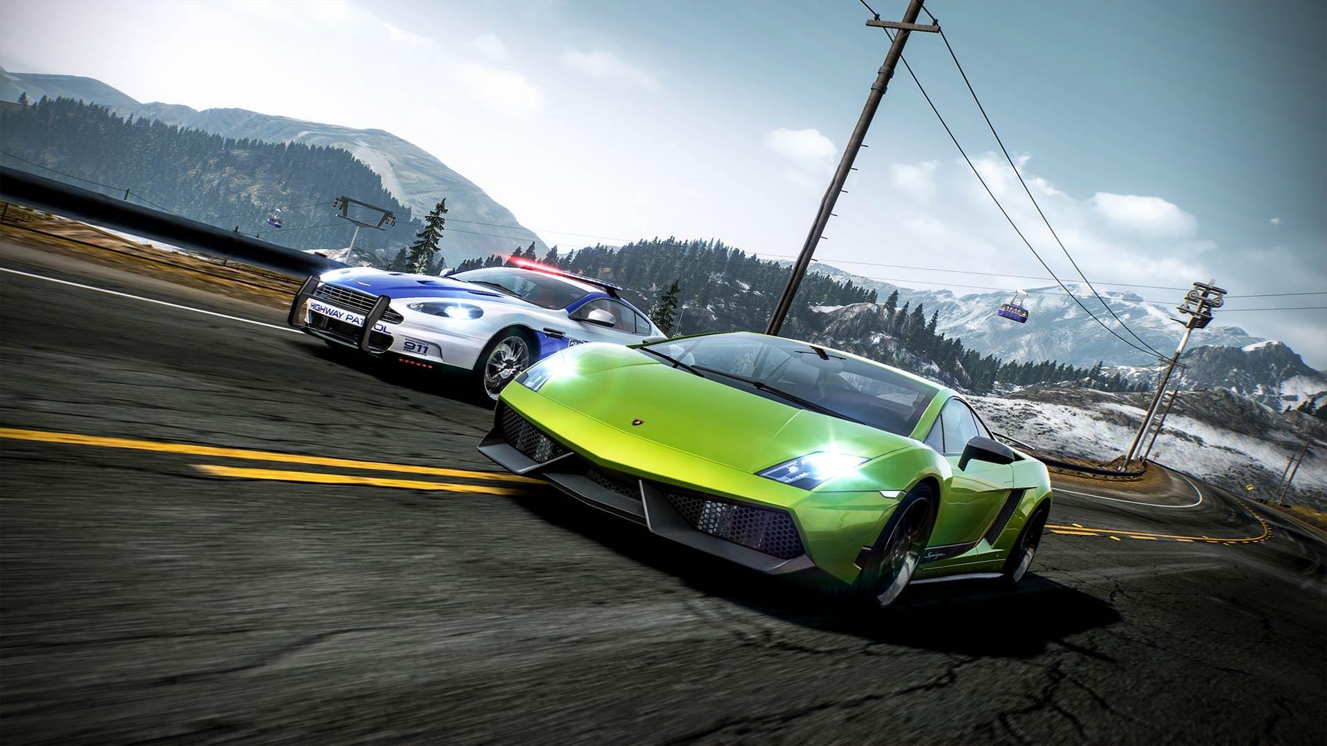 EA представила обновленный гоночный симулятор Need for Speed Hot Pursuit Remastered он выйдет 6 ноября на ПК и консолях